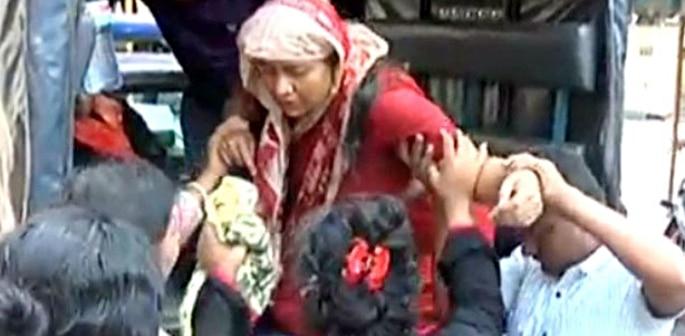 Bangladeshi Woman admits killing her Husband with Lover f
