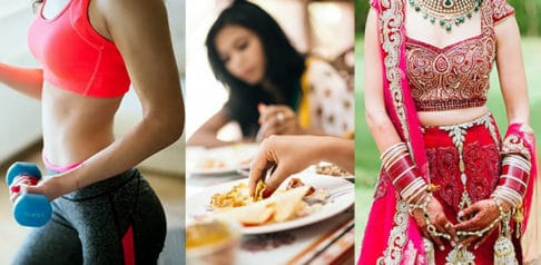 Best Weight Loss Tips for the Desi Bride f