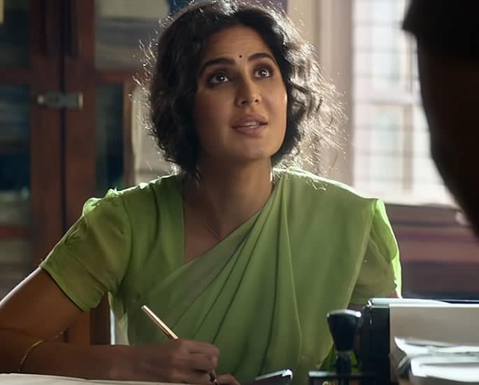 Bharat Trailer Salman Khan's story of Love, Grit and Patriotism - katrina