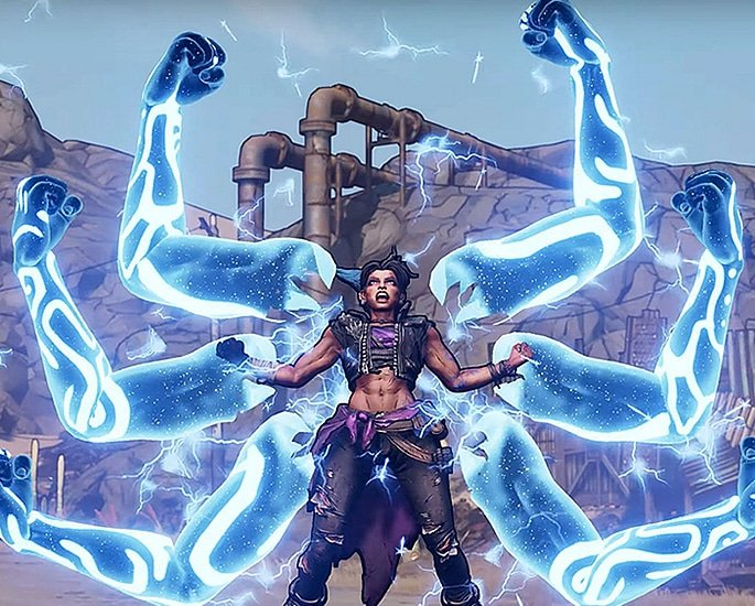 Borderlands 3 What to Expect from the Game - amara