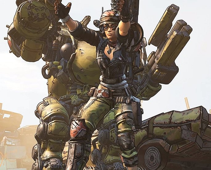 Borderlands 3 What to Expect from the Game - moze
