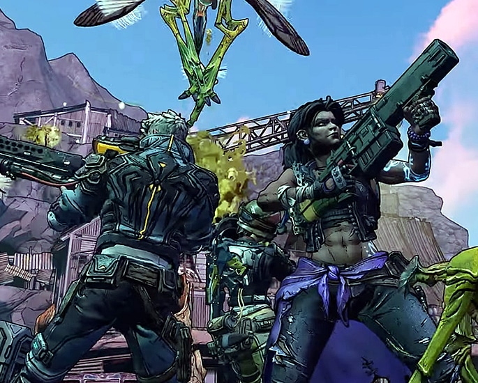 Borderlands 3 What to Expect from the Game - trailer