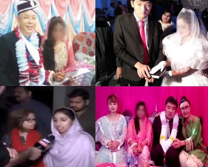 Chinese Matchmakers luring Pakistani Girls for Marriages