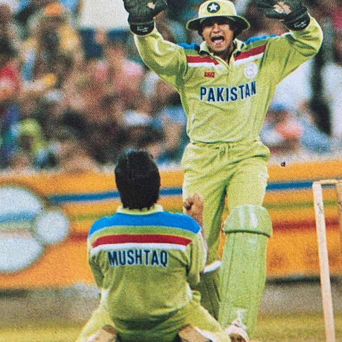 Cricket World Cup: Pakistan All Time ODI XI - IA 11