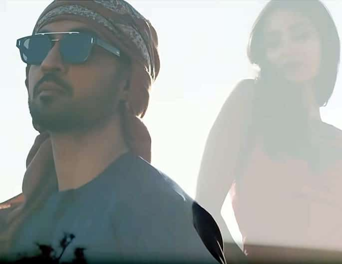 Diljit Dosanjh creates Song for Kylie Kareena - dessert