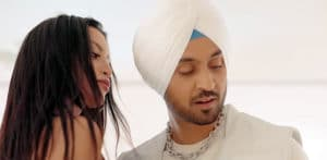 Diljit Dosanjh creates Song for Kylie Kareena ft