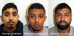 ईस्ट लंदन गैंग ने स्ट्रीट में अटेंडेड मर्डर का दोषी ठहराया