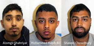 East London Gang convicted of Attempted Murder in Street f