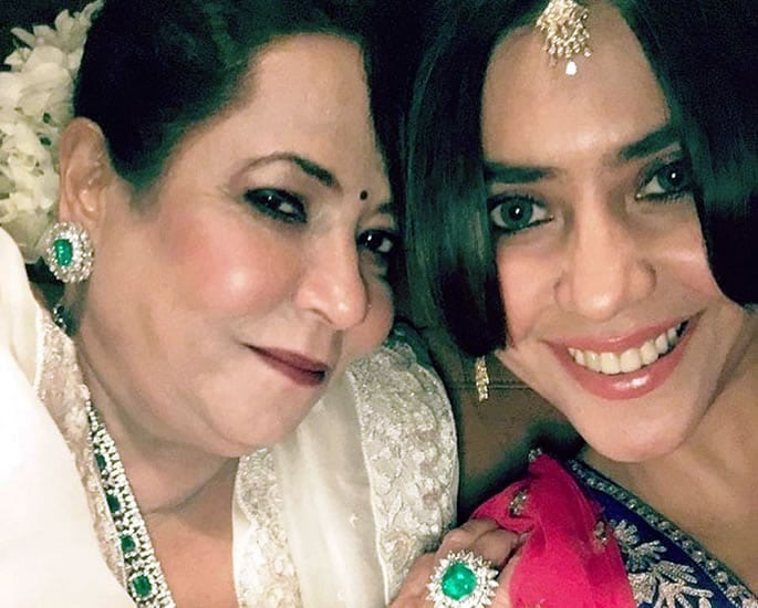 Ekta Kapoor responds to the Persistent Marriage Question - mother