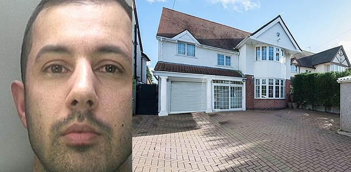 Fraudster Zahid Khan losing £750,000 Home while On the Run f