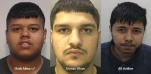 Gang jailed for £300,000 Jewellery Raid in Newcastle f