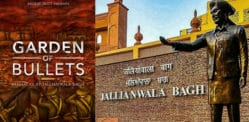 Garden of Bullets: Massacre at Jallianwala Bagh by Saurav Dutt