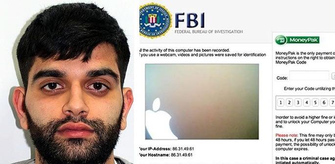 Hacker Zain Qaiser earned £500,000 Blackmailing Porn Site Users ft