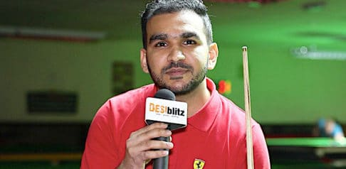 Hamza Akbar: The Lion-Hearted Snooker Player f1