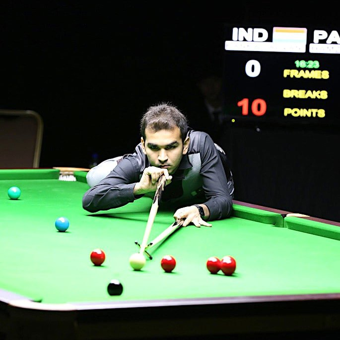 Hamza Akbar hopes to become the Lion of Snooker - IA 2