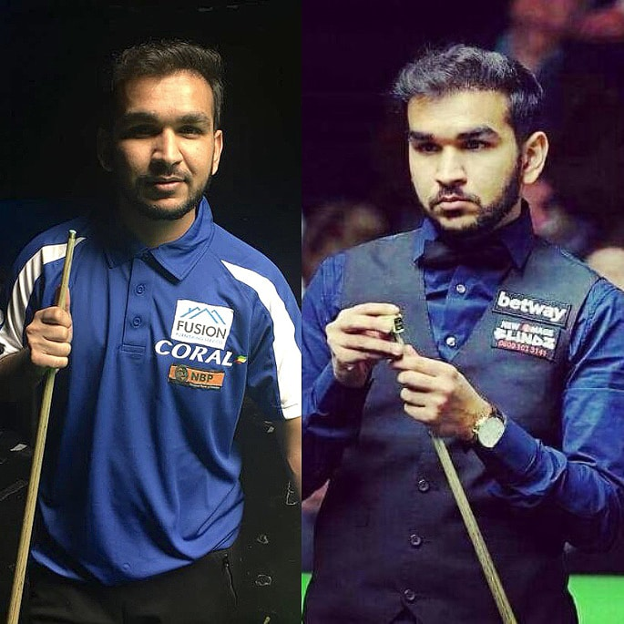 Hamza Akbar hopes to become the Lion of Snooker - IA 3