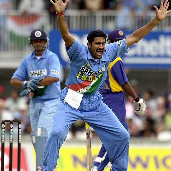 India All-Time ODI XI: Cricket World Cup - Anil Kumble