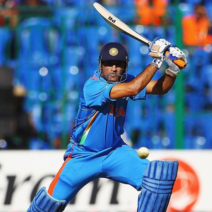 India All-Time ODI XI: Cricket World Cup - MS Dhoni