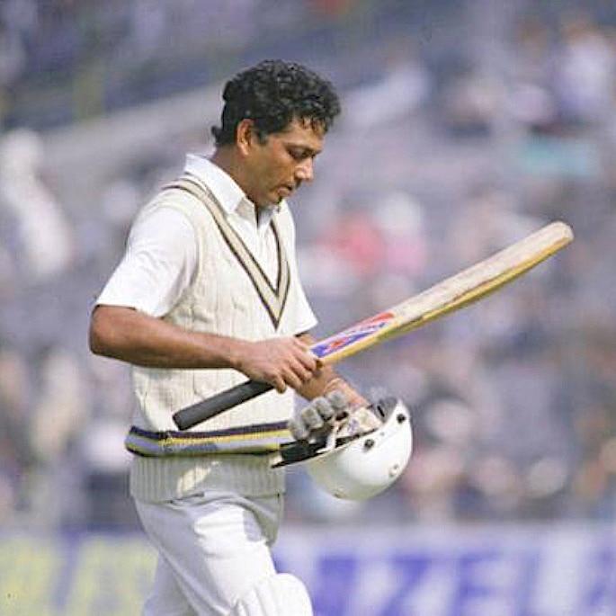 भारत ऑल-टाइम वनडे XI: क्रिकेट विश्व कप - मोहिंदर अमरनाथ