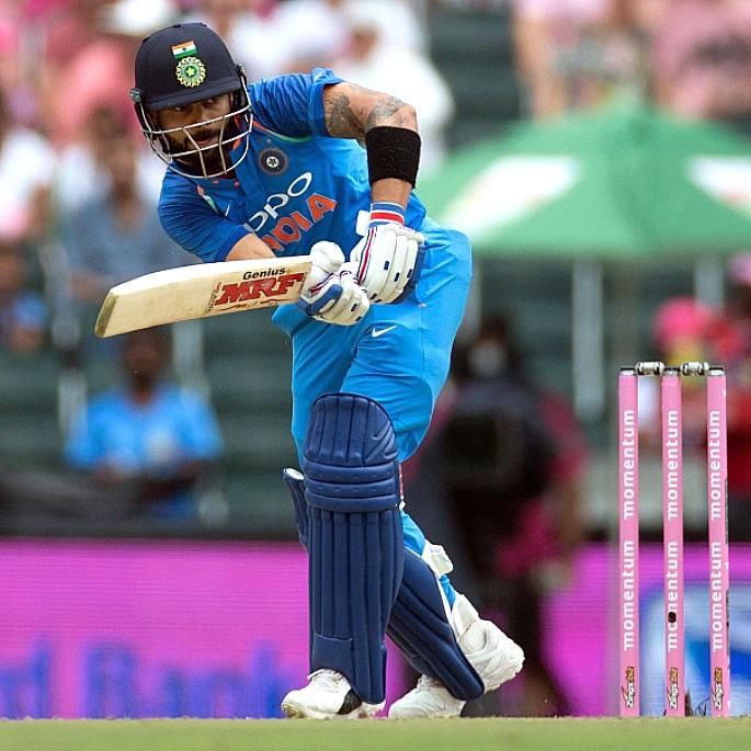 India All-Time ODI XI: Cricket World Cup - Virat Kohli