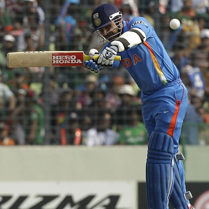 भारत ऑल-टाइम वनडे XI: क्रिकेट विश्व कप - वीरेंद्र सहवाग