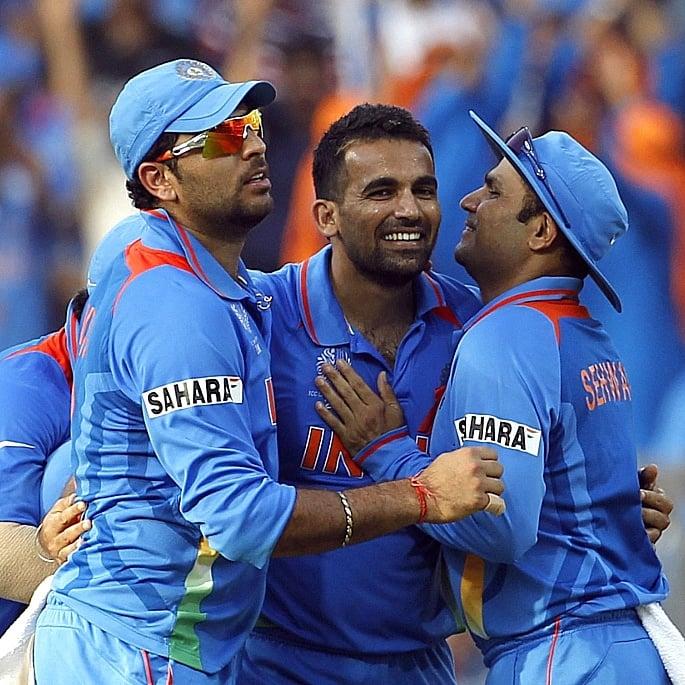 भारत ऑल-टाइम वनडे XI: क्रिकेट विश्व कप - जहीर खान