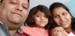 Indian Dad hangs Daughters & Sends Photos to Wife having Affair
