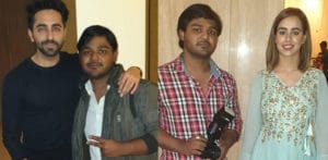 Indian Man posing as Photojournalist at Star Parties Arrested f
