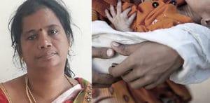इंडियन नर्स को स्किन कलर करके बेबीज़ बेचने के आरोप में गिरफ्तार