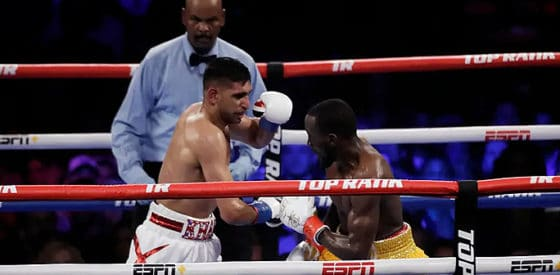 Is Amir Khan going to Quit or Fight Again f