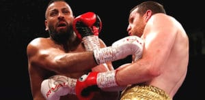 Kash Ali apologises to David Price for Biting in Heavyweight Fight f