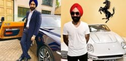 7 Luxury Cars owned by Reuben Singh