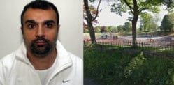 Married Man with £600 in Park offered Schoolgirls Money for Sex
