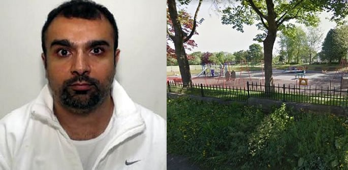 Married Man with £600 in Park offered Schoolgirls Money for Sex ft