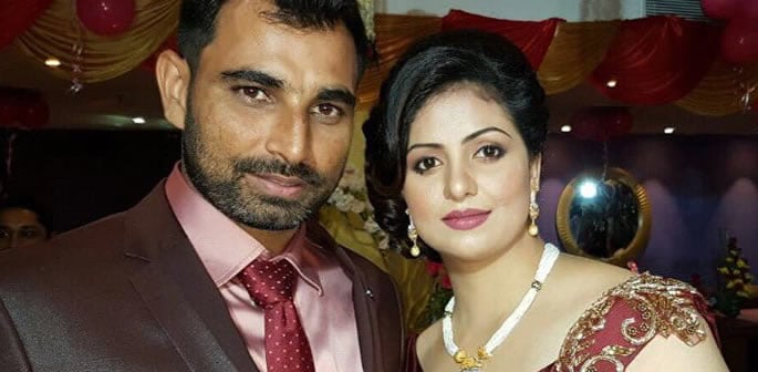 Mohd Shami's Wife arrested after Argument at Her In-Laws f