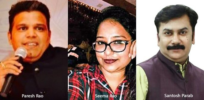 Mumbai Trio took Money of Man for 'Amitabh Movie' f