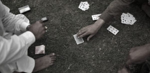 Pakistani Man gambles Wife & Beats Her for not Joining Friends f