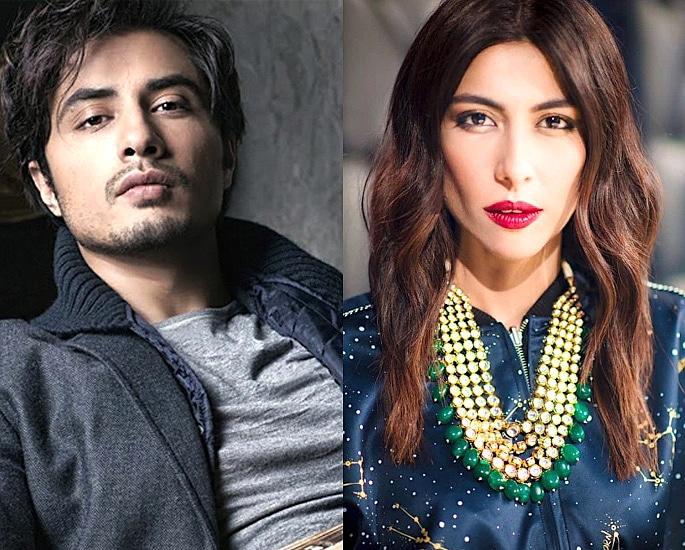 #MeToo के कारण पाकिस्तानी सितारे लक्स स्टाइल अवार्ड्स - अली ज़फर और मीशा शफी
