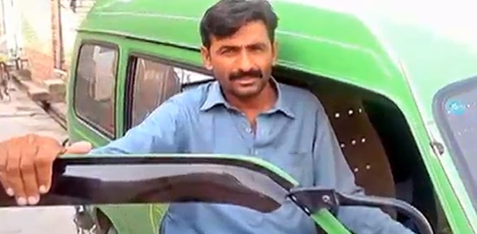 Pakistani Student raped by her Driver and Friends in Layyah f