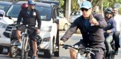 સ્નેચિંગ ફોન બદલ સલમાન ખાન વિરુદ્ધ પોલીસ ફરિયાદ