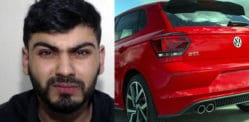 Rochdale Man dragged Woman out of Car and Beat Her