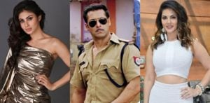 Salman selects Mouni Roy and Not Sunny for Dabangg 3 f