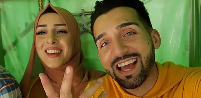 Sham Idrees and Froggy excite Fans with Pakistan Visit f