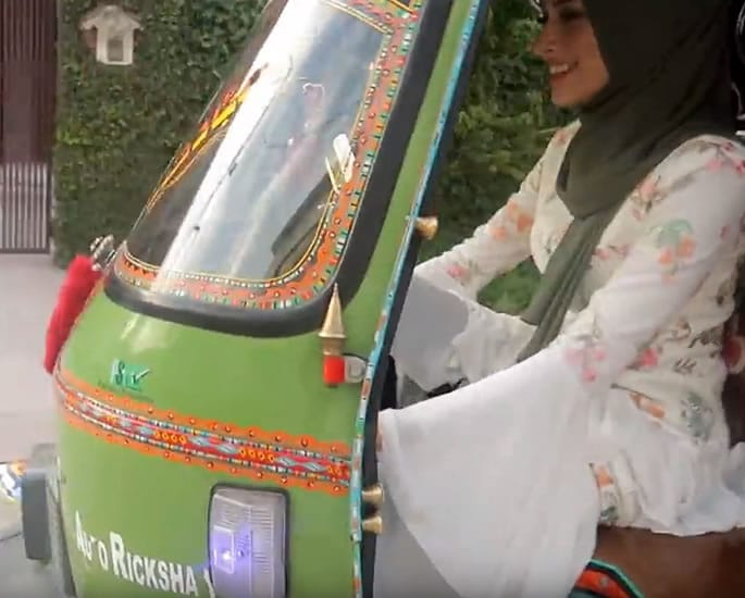 Sham Idrees and Froggy excite Fans with Pakistan Visit - rickshaw