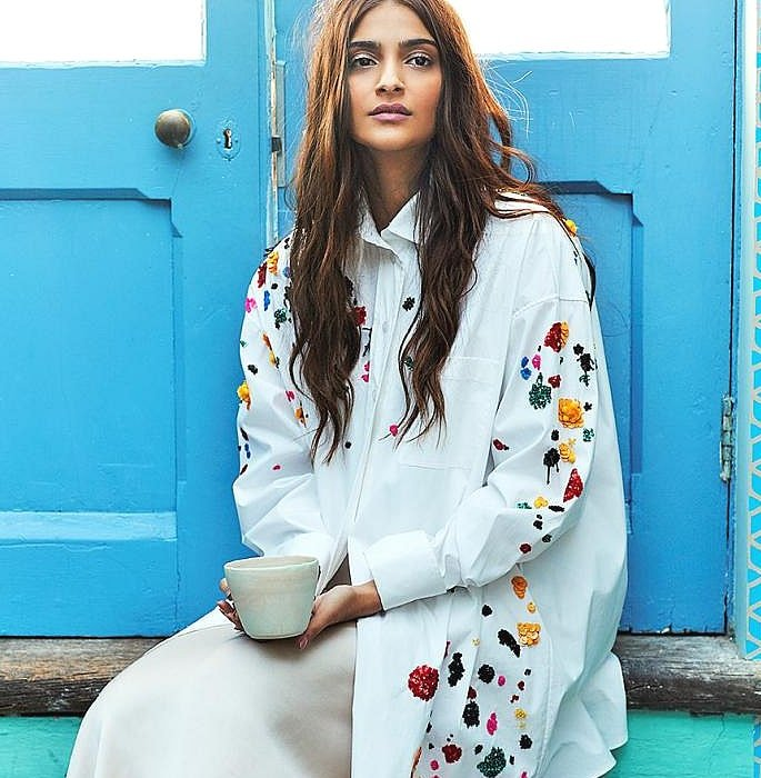 Sonam Kapoor lashes out at the Impact of Body Shaming