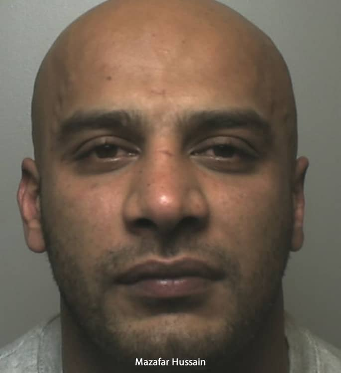 Stoke Drug Gang jailed for selling £150k Cocaine in 5 Weeks 2
