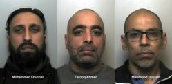 Stoke Drug Gang jailed for selling £150k Cocaine in 5 Weeks