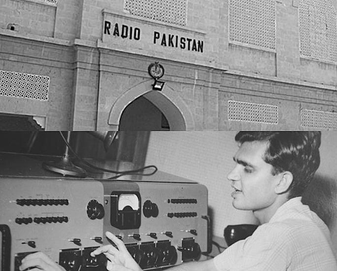The History of Radio Broadcasting in Pakistan - IA 1