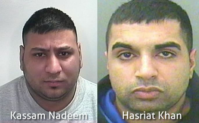 Three Men convicted for Drug Feud Shooting at a Home - kassam nadeem hasriat khan