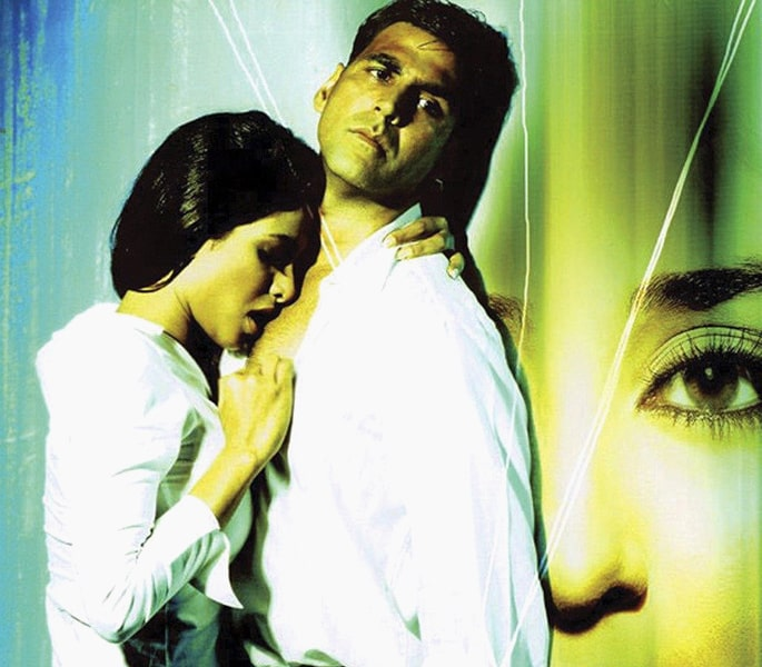 Top 10 Bollywood Remakes of Hollywood Movies - Aitraaz